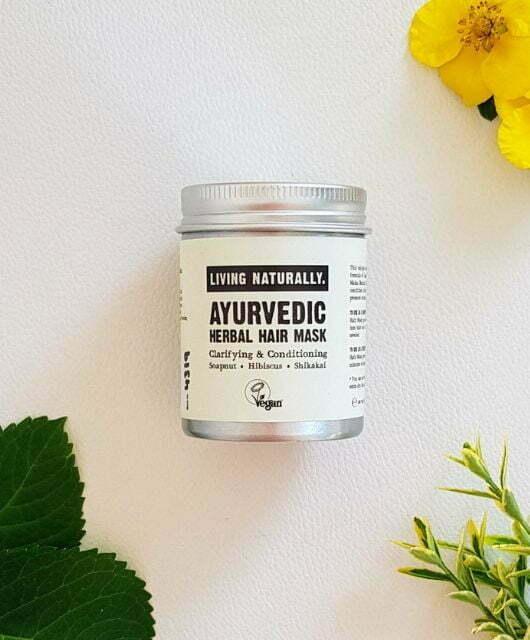 Zeliščni šampon ali maska za lase 50 g